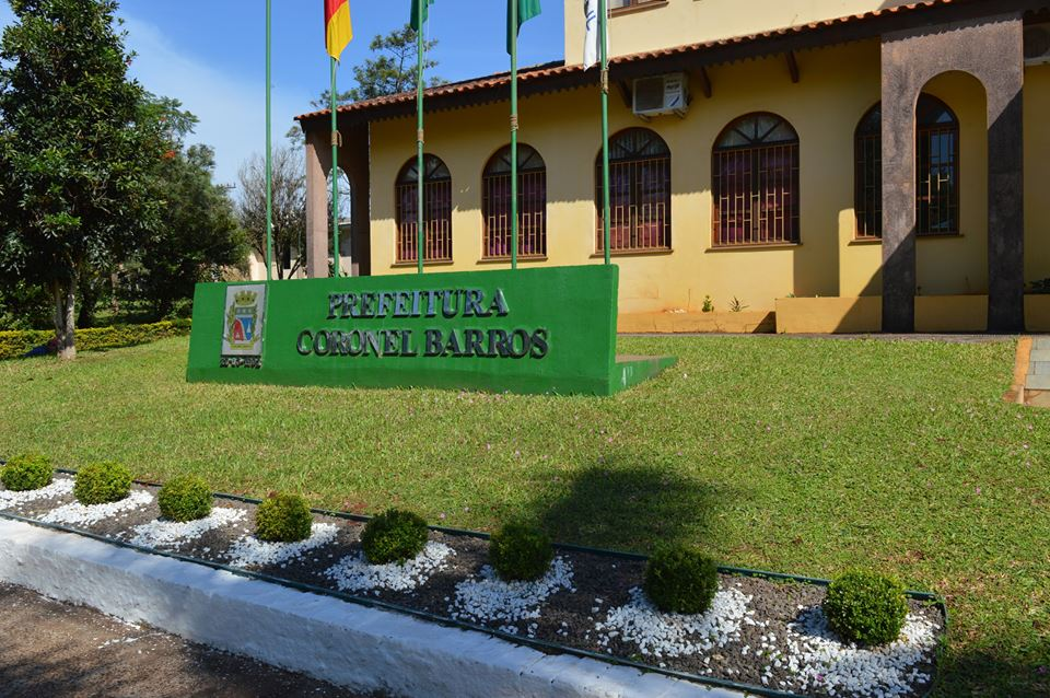 Coronel Barros Rio Grande do Sul fonte: www.radioprogresso.com.br