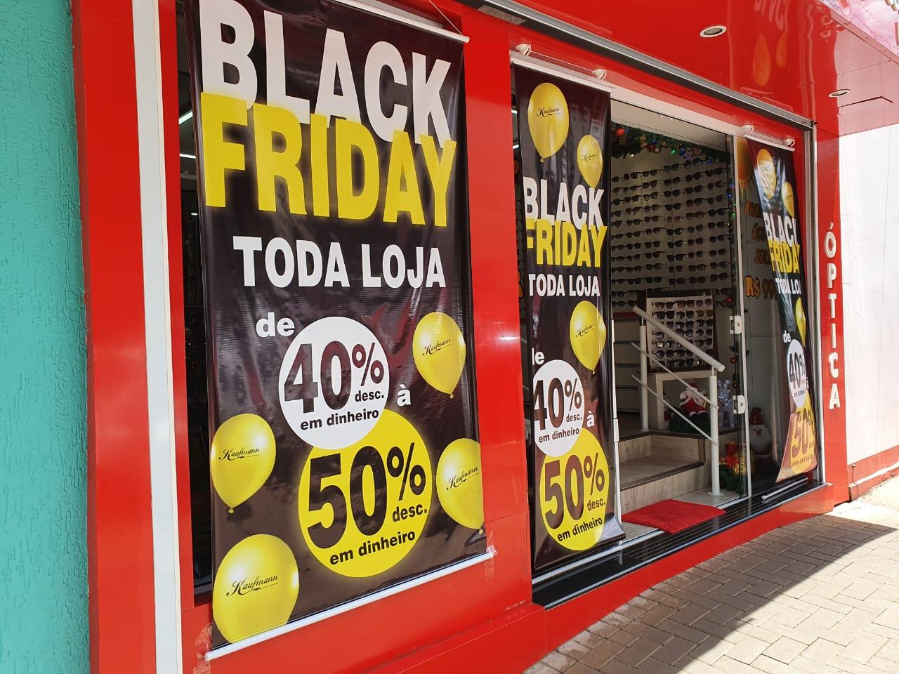 Campanha Black Friday Em Ijui Conta Com Menos Interesse De Empresas Rpi Radio Progresso De Ijui